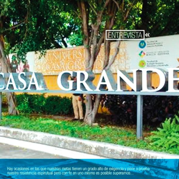 Tecnología e Innovación Educativa de la Universidad Casa Grande