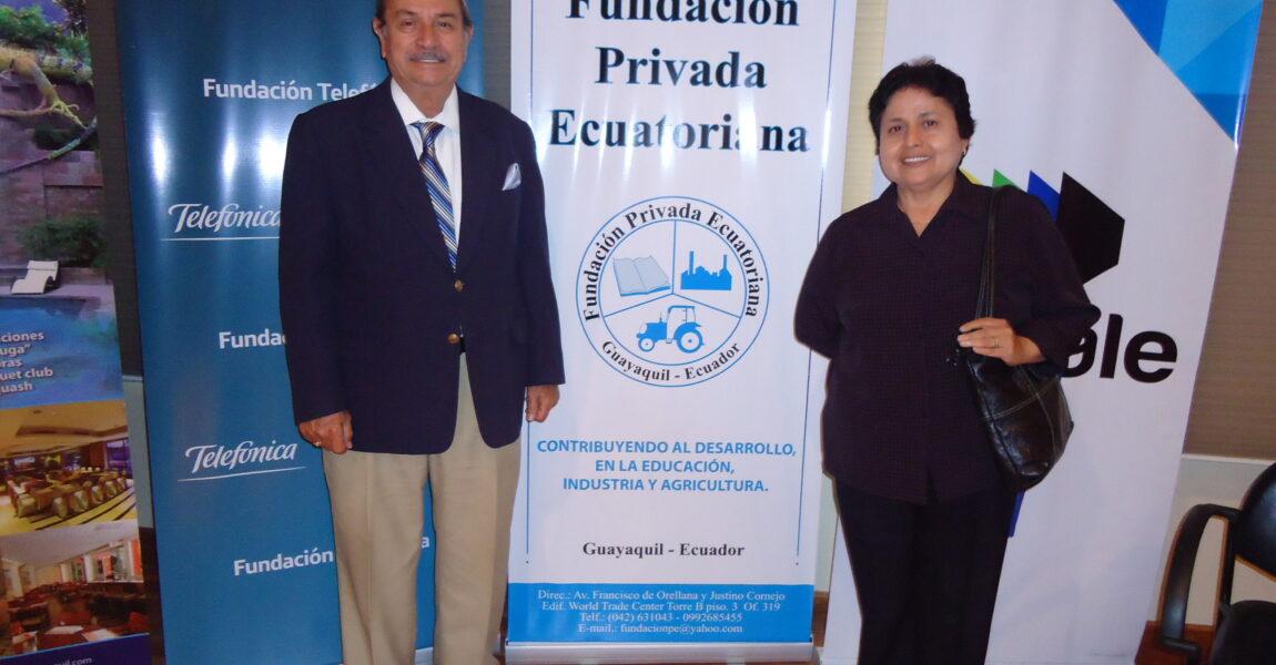 Fundación Privada Ecuatoriana, un aliado estratégico en el Desarrollo Profesional