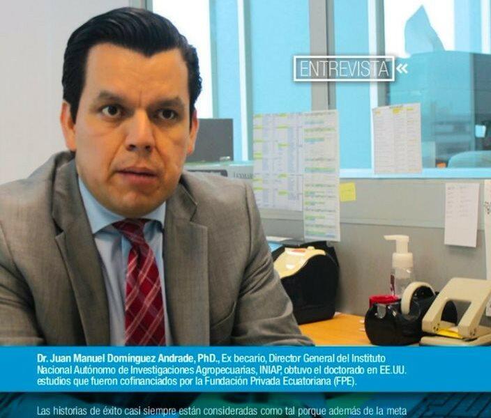 """""""¿Cómo llegué a conocer la Fundación Privada Ecuatoriana?"""""""